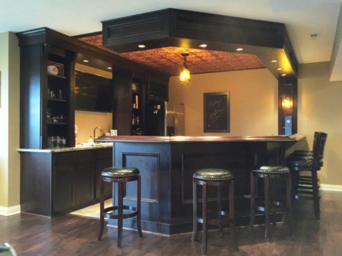 Home bar with canopy2